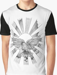 Dove Graphic T-Shirt