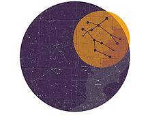 GEMINI Star Map by bombadda