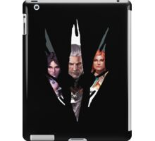 Witcher Characters iPad Case/Skin