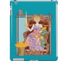 Tarot Justice iPad Case/Skin