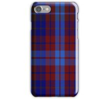01120 Vincent Fashion Tartan  iPhone Case/Skin