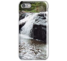 Waterfall of the Margaret River iPhone Case/Skin