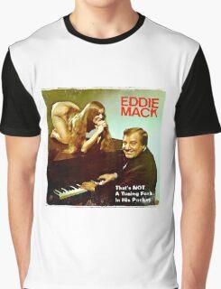 Vinyl Record Cover - Eddie Mack Graphic T-Shirt