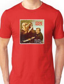 Vinyl Record Cover - Eddie Mack Unisex T-Shirt