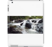 Waterfall of the Margaret River iPad Case/Skin