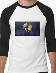 In Awe Of Colour Men's Baseball ¾ T-Shirt