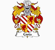 Costa Coat of Arms/ Costa Family Crest Unisex T-Shirt