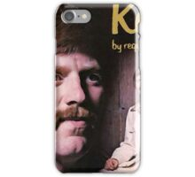 Vinyl Record Cover - Ken iPhone Case/Skin