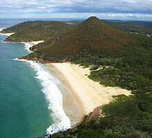 Tomaree Head Summit walk by Marilyn Harris