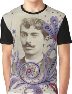 The Enchanted Cravat Graphic T-Shirt