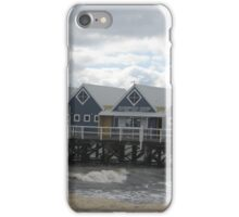 Information Centre at Busselton Jetty iPhone Case/Skin