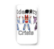 Starscream Identity Crisis Samsung Galaxy Case/Skin