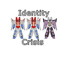 Starscream Identity Crisis Photographic Print