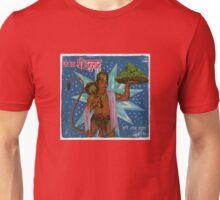 Vinyl Record Cover - India Unisex T-Shirt
