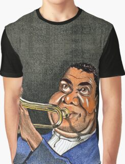 LOUIS WHO? Graphic T-Shirt
