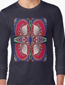 3 is a Magic Number Long Sleeve T-Shirt