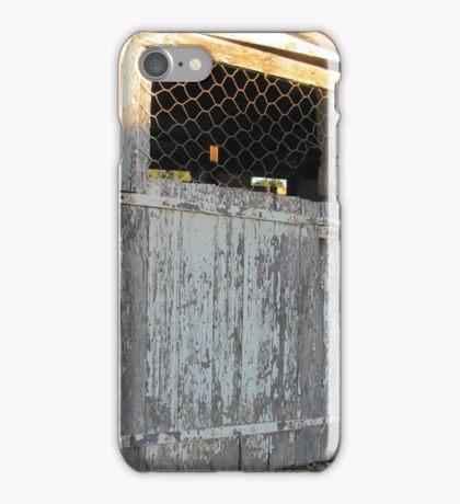 Stables Door iPhone Case/Skin
