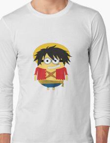 Minion One Piece Long Sleeve T-Shirt