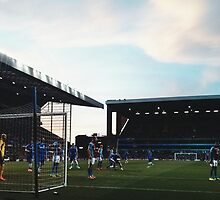Aston Villa // Chelsea by aahhdee