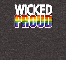 Gay pride LGBT shirts WICKED PROUD BOSTON STRONG Gifts and unique pride swag Unisex T-Shirt