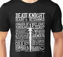 Warcraft - Death Knight Wow Unisex T-Shirt