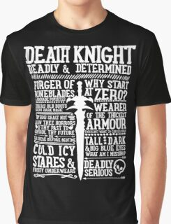 Warcraft - Death Knight Wow Graphic T-Shirt
