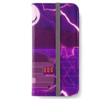 RETRO DRIVE  iPhone Wallet/Case/Skin