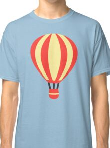 Classic Red and Yellow Hot air Balloon Classic T-Shirt