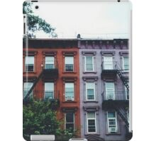 Brooklyn // Clinton x Washington iPad Case/Skin
