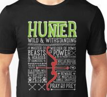Warcraft - Hunter Unisex T-Shirt