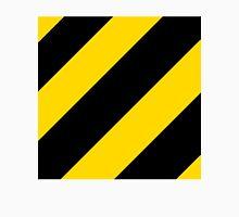 Caution Pattern Unisex T-Shirt