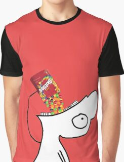 Skittles Taste The Rainbow Graphic T-Shirt