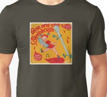 Vinyl Record Cover - Toothbrush  Unisex T-Shirt