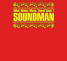 Wonderful Soundman Yellow Unisex T-Shirt