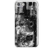 Liquor lineup iPhone Case/Skin