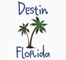 Destin Florida Baby Tee