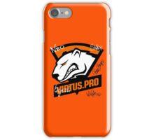 Virtus.Pro Signed Shirt iPhone Case/Skin