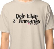 Dole Whip and Fireworks Classic T-Shirt