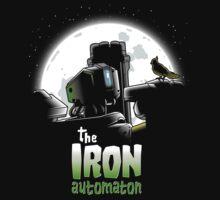 The Iron Automaton One Piece - Short Sleeve