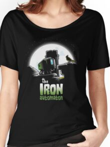 The Iron Automaton Women's Relaxed Fit T-Shirt