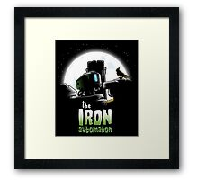 The Iron Automaton Framed Print