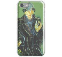 Sherlock: Sergei Lefert's drawing iPhone Case/Skin