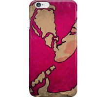 Michaela and Hookah iPhone Case/Skin