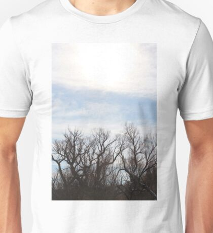 Trees and Sky Unisex T-Shirt