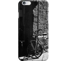 Half shadow iPhone Case/Skin
