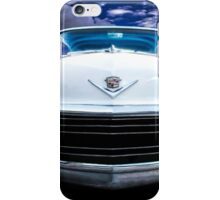 55 Cadillac Down Inna Meadow Up In Kerrville iPhone Case/Skin