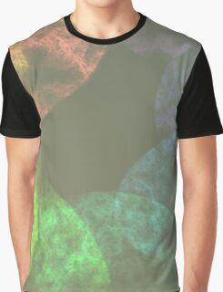 olive nature Graphic T-Shirt