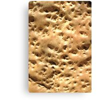 Nature Caramel Toffee Canvas Print