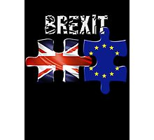 Brexit Photographic Print