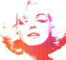 Marilyn Monroe by fantasytripp